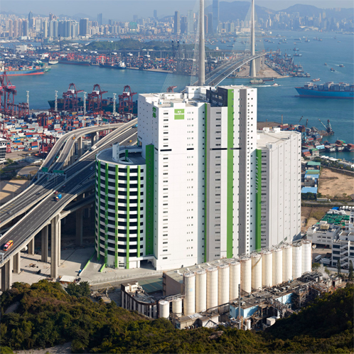 20120308goodman - グッドマン/香港に物流拠点竣工、22.4万㎡、日通、郵船ロジ入居