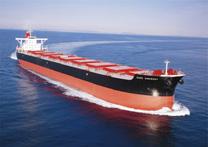 20120308mitsuiz - 三井造船/17万7000重量トン型ばら積み貨物運搬船引き渡し