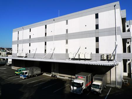 20120406shibusawa - ディールエージェント/澁澤倉庫の川崎物流ビル西棟倉庫、内覧会