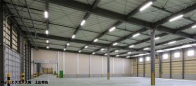 20120412nihonkom2 - 日本梱包運輸倉庫/神戸営業所で新倉庫竣工