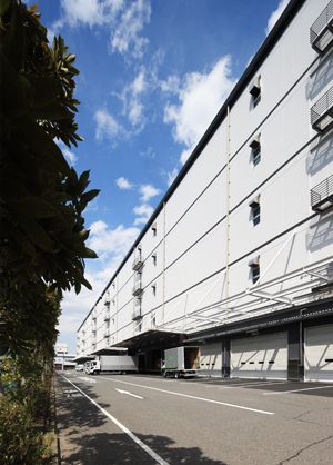 20120417glp2 - GLP/新砂の1.3万坪の物流施設、全面改装