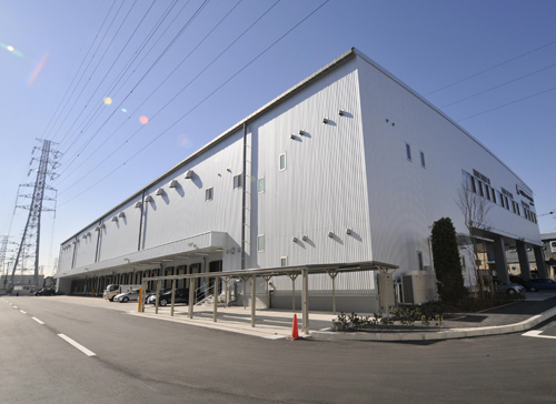 20120504kibun6 - 紀文フレッシュシステム/川崎物流センター