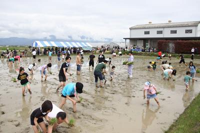 20120517sghd - SGホールディングス/自然体験学習を滋賀県で開催
