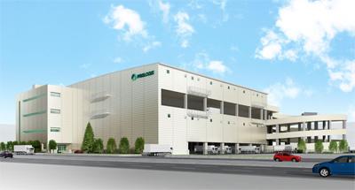20120521prologi - プロロジス/兵庫県尼崎市にMonotaROの専用物流施設、4.4万㎡開発