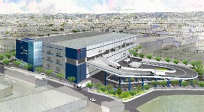 20120529orix1 - オリックス不動産/愛知県犬山市に4.2万㎡の物流施設着工