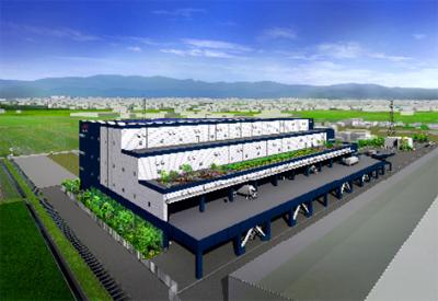 20120529orix2 - オリックス不動産/春日部市に大型物流拠点整備