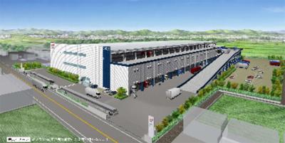 20120529orix3 - オリックス不動産/7.2万㎡の大型物流施設、埼玉県入間郡に建設