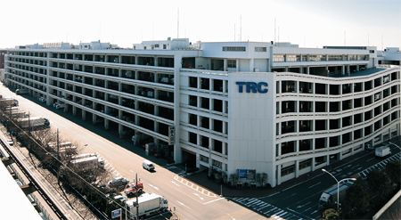 20120621trc - 東京流通センター/17万㎡の物流ビルB棟を建替え