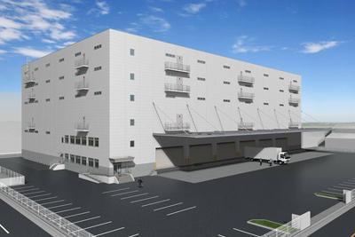 20120622sagawag - 佐川グローバル/小牧市にマルチテナント型物流センターを開設