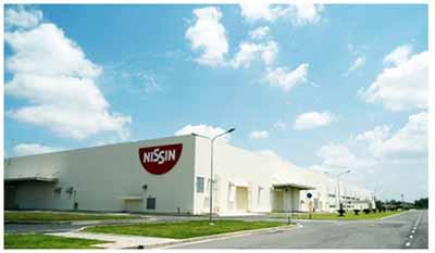 20120706nisshin - 日清食品HD/24億円投じ、ベトナムのビンズン工場竣工