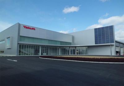 20120723yakult - ヤクルト/兵庫県三木市の新工場で生産開始
