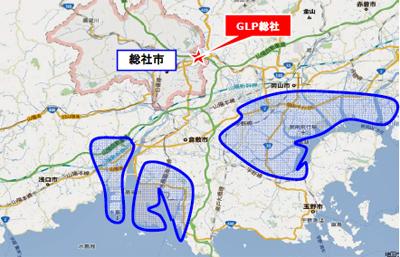 GLP20 - GLP/岡山県総社市に次世代型物流拠点