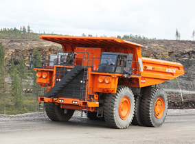 20120816mitsubishi - 三菱商事/中国鉱山に日立建機の超大型ダンプトラック16台販売