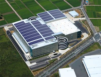 20120903prologi1 - プロロジス/物流施設に太陽光発電本格導入、来春には10MW発電