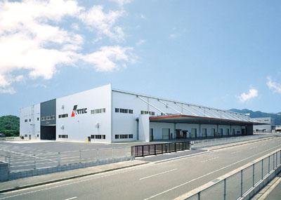 20120905vantec - バンテック/九州地区に倉庫を増設