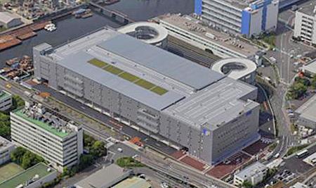 20121011cbre - CBRE/SGリアルティ横浜で内覧会
