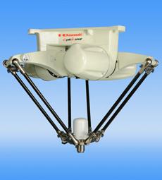 20121025kawasakigyuko - 川崎重工/高速ピッキングロボット新発売