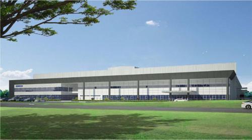 20121101ichiko - 市光工業/40億円投じ、タイに新工場完成