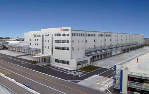 20121122paltac1 - Paltac/愛知県春日井市に105億円投じた物流拠点稼働
