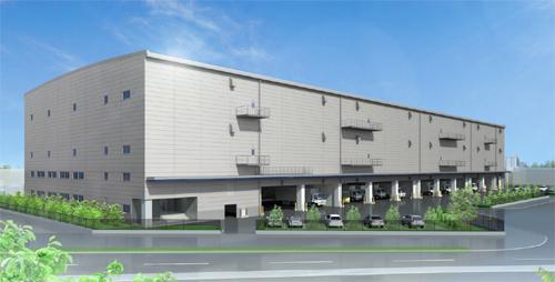 20121207kene - ケネディクス、伊藤忠商事/埼玉県に2万㎡の物流施設開発