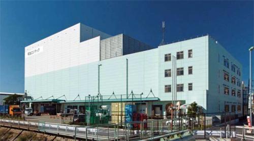 20121207toushi - 産業ファンド/明治の物流子会社から17.7億円で物流施設取得