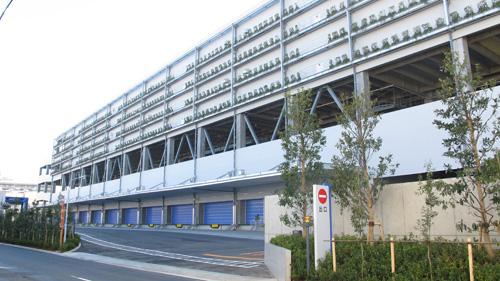 20121213sagawa1 - 佐川急便/江東区に最新鋭物流施設を開設