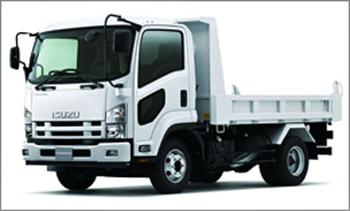 20121225isuzu - いすゞ/中型トラック「フォワード」、新エコカー減税対象車拡大