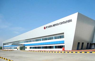 20121230rengo - レンゴー/インドネシアに段ボール新工場開設