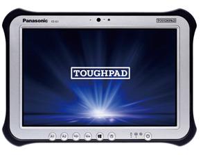20130118panasonic - パナソニック/落下・衝撃、水・ホコリに強いタブレット発売