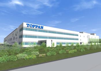 20130222toppan - 凸版印刷/270億円投じ、群馬に軟包材生産拠点