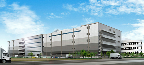 20130304glp1 - GLP・MFLP市川塩浜/2014年1月に竣工