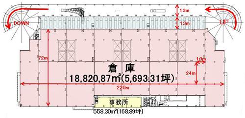 20130304glp4 - GLP・MFLP市川塩浜/2014年1月に竣工