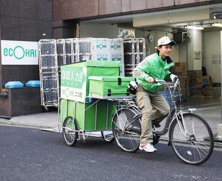 20130308ecohai - 楽天/エコ配と資本・業務提携、東京の配送で協業開始