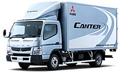 20130321fuso2 - 三菱ふそう/小型トラック「キャンター」50周年でキャンペーン