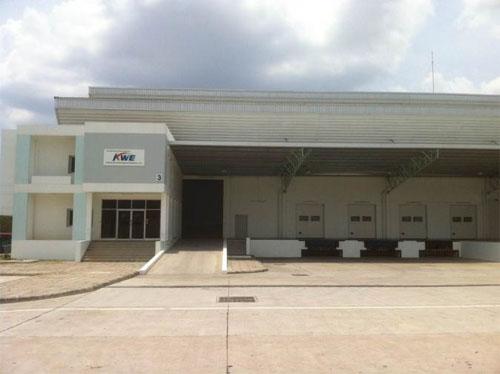 20130409kwe - 近鉄エクスプレス/タイのイースタンシーボードに第3倉庫開設