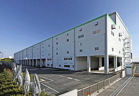 20130411nomura - 日本政策投資銀行/厚木市の物流センター、環境対応で認証