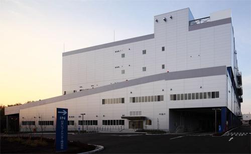 20130418rasalle - ラサール不動産/日本レコードセンター用厚木物流センター竣工