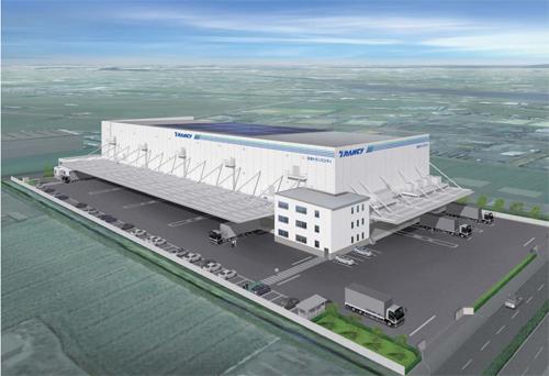 20130515nihontra - 日本トランスシティ/40億円投じ、愛知に2.2万平方米の物流センター