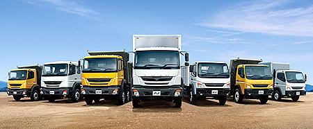 20130523fuso - 三菱ふそう/「FUSO」ブランド、アジア・アフリカ向け戦略車を発表