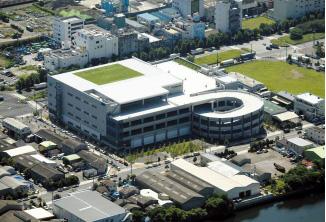 20130528prologi1 - プロロジス/新木場と大田区で物流施設内覧会