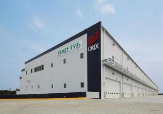 20130606orix - オリックス不動産/川越市に5.5万㎡の物流拠点竣工