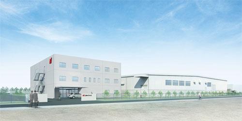20130613nichirei - ニチレイフーズ/千葉県船橋市に冷凍食品工場を新設