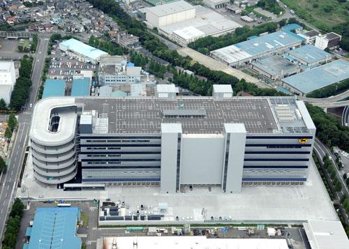 20130703yamatogate2 - ヤマトHD/9万㎡の厚木ゲートウェイ、8月11日稼働