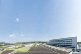 20130722toyota2 - トヨタ自動車/敷地18万7000㎡の研修センター竣工