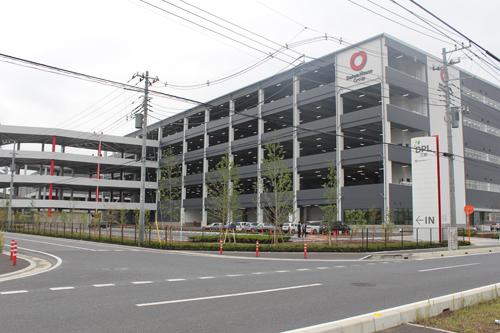 20130724daiwa1 - 大和ハウス/埼玉県三郷にマルチテナント型物流施設7月末竣工