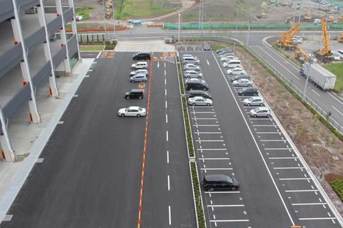 20130724daiwa6 - 大和ハウス/埼玉県三郷にマルチテナント型物流施設7月末竣工