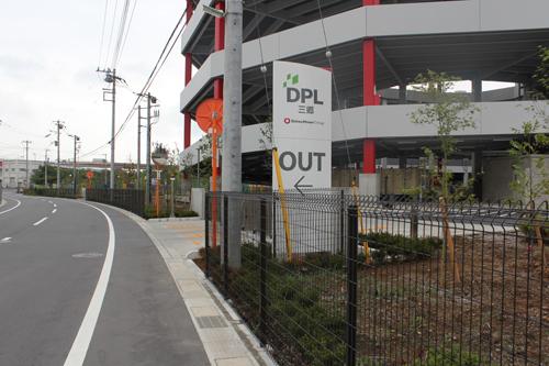 20130724daiwa9 - 大和ハウス/埼玉県三郷にマルチテナント型物流施設7月末竣工