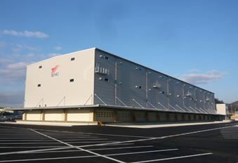 20130724orix1 - オリックス/西濃運輸の物流施設、屋根を賃借し太陽光発電