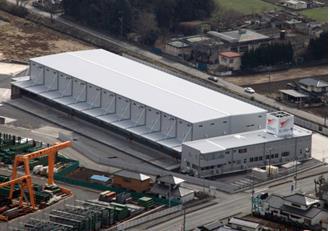 20130724orix2 - オリックス/西濃運輸の物流施設、屋根を賃借し太陽光発電