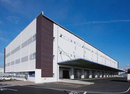20130726dbj1 - 日本政策投資銀行/環境配慮型物流施設にDBJ Green Building認証